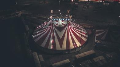 """Selezione diCantanti, Attori, Ballerini, Coreografi, Acrobati per lo spettacolo """"The Dreamer – Il Grande Show"""""""