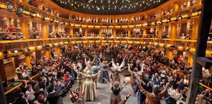 Si selezionano due attrici per spettacolo teatrale di un'opera di Shakespeare a Roma