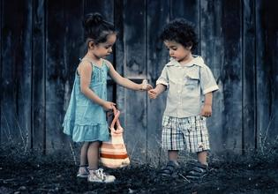 Casting bambini e bambine 3/5 anni di varie etnie per spot pubblicitario internazionale