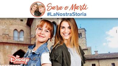 """Casting attore e attrice 40/45 anni per serie TV """"Sara e Marti"""" a Roma"""